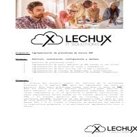 LechuX Proposal