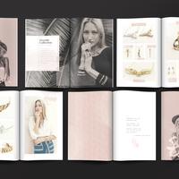 Lookbook for Saint Claude