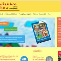 Joomla based charity site