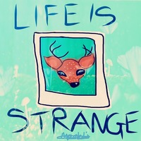 Life is Strange Deer Polaroid