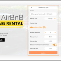 AN AIRBNB FOR PARKING RENTAL
