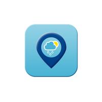 IOS Weather App Icon