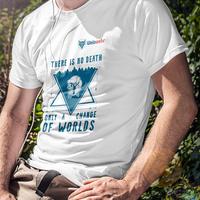 Shaman t-shirt presentation