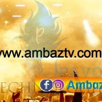 Facebook Cover Page of The Ambaz TV