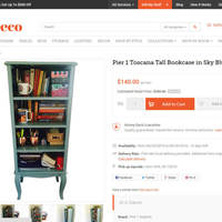 E-commerce Preowned Furniture Marketplace