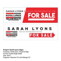 Sarah Lyons Signs