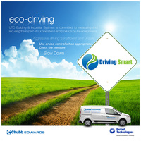 Smart Driving Poster