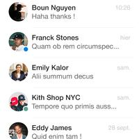 iOS Native App