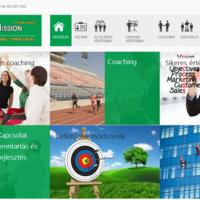 Joomla based coaching site