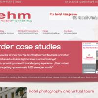 WordPress based marketing site