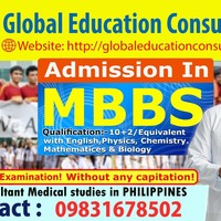 Facebook Banner for Global Education Consultancy