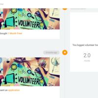 Tecdonor.com -- Volunteer platform