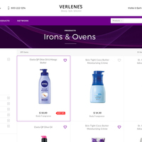Health & Beauty Ecommerce Portal