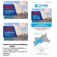 Email marketing for Wholesalepocketfolders.ca