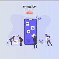 Simple firebase auth tutorial