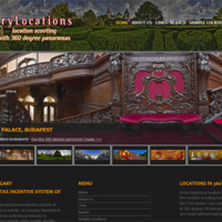 Joomla based location scouting website
