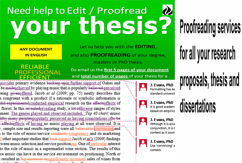 thesis proofreader Essay writing service - we have a writer just for you whatever the deadline or the budget is, ask us for help.