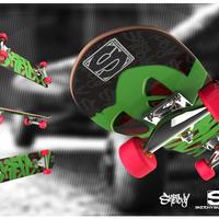 Skateboard Board Design