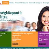 Joomla based HR company website