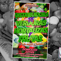 Fruits Store Flyer