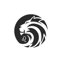 Zodiac Leo Starsign Icon