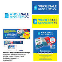 Wholesalebrochure.ca Branding