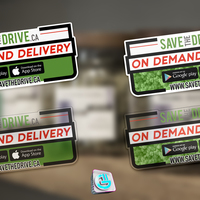 SavetheDrive Vehicles Decal