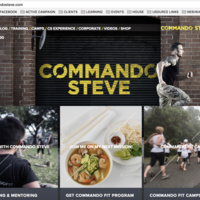 Commando Steve - Heath Fitness