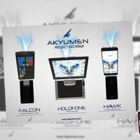 Brazil Booth Design for Akyumen Corp
