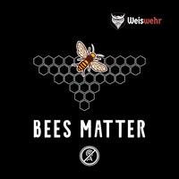 Bees matter t-shirt design