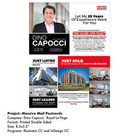 Dino Capocci Postcards