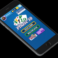 Mobile card game