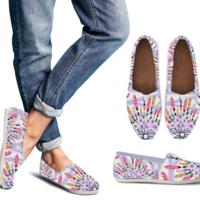 Shoe design for Pillow Profit