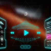 VirtuaReality, VR Audiovisualizer