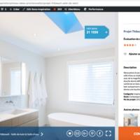 Custom portfolio showcase tool (WordPess, Query)