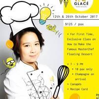 Glace' Ice Cream Advertising
