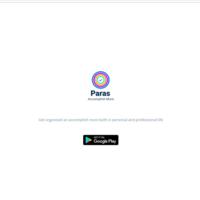Paras firebase application