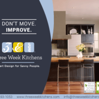 Print Ad - Three Week Kitchens