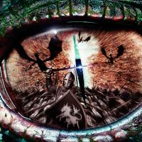 Dragon Eye Photo Manipulation