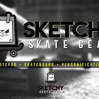 Sketchy Skate Gear Logo Proposal