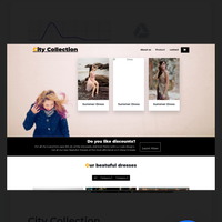 Web: https://citycollection.imfast.io/