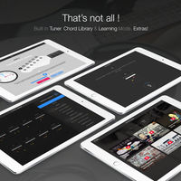 Music app, guitarability, iOS
