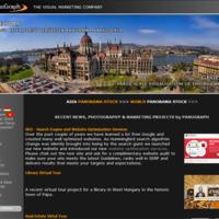 HTML corporate website