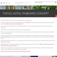 WordPress based hotel marketing blog