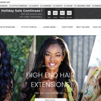 Sunny's Hair & Wigs - Ecommerce