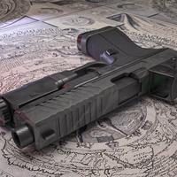 Cumodelstom Glock 17