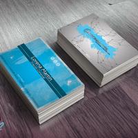 Technitel Business Cards