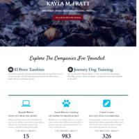 Sites I've built: my portfolio
