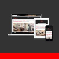 WordPress website for PS Custom Homes.